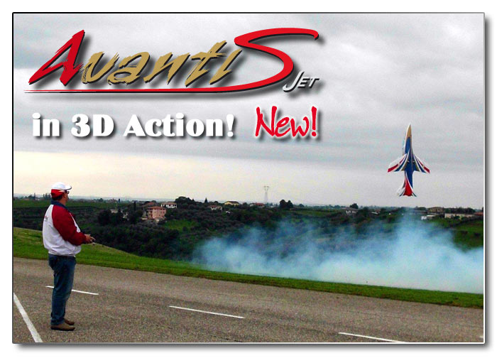 AvantiS 3D in Action!