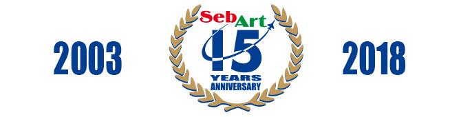 2003 - 2018 quindicesimo anniversario di fondazione